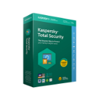 Kaspersky Lab Total Security 3user(s) 1year(s) Full license German