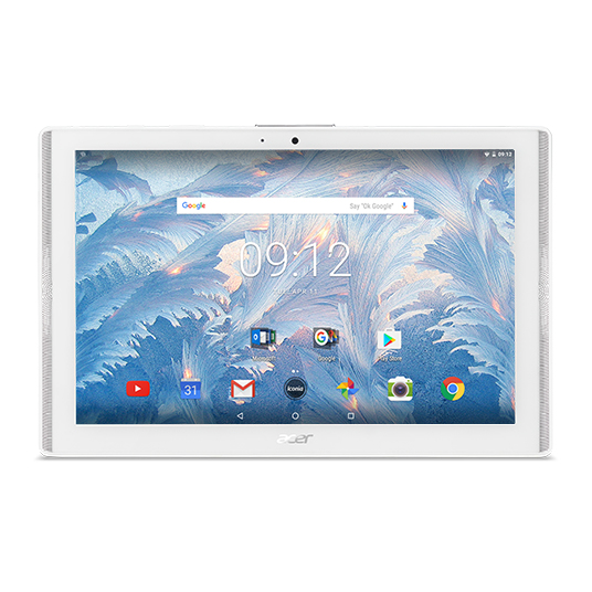 Acer Iconia B3-A40-K4Z1 16GB White tablet