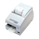 Epson TM-U675 dot matrix printer