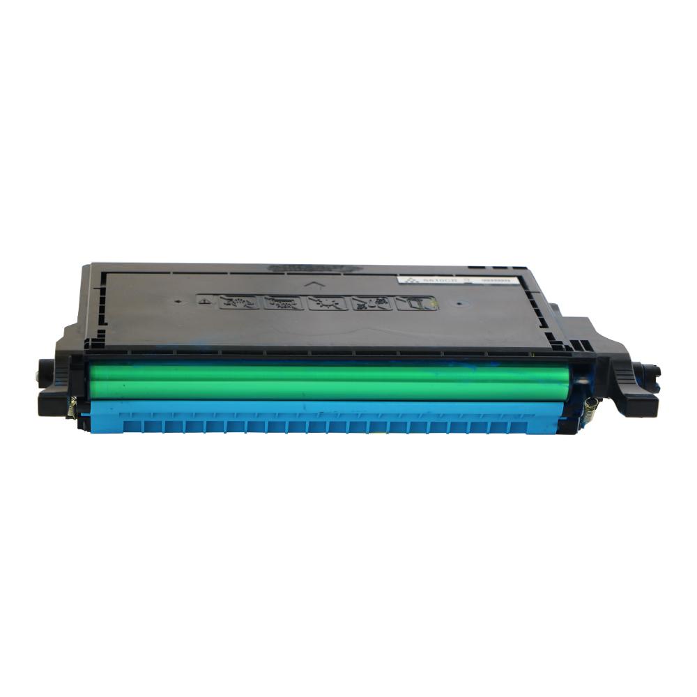 Remanufactured Samsung CLP-C660B / HP ST885A Cyan Toner Cartridge