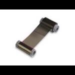 Zebra TrueColours iSeries Monochrome, Black printer ribbon 800014-901