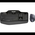 Logitech MK710 keyboard RF Wireless Black