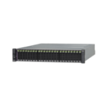 Fujitsu ETERNUS DX100 S3 iSCSI Rack (2U) Black disk array