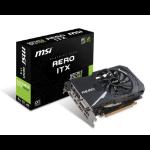 MSI GTX 1060 AERO ITX 6G OC GeForce GTX 1060 6GB GDDR5 graphics card
