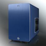RAIJINTEK Styx Micro-Tower Blue computer case