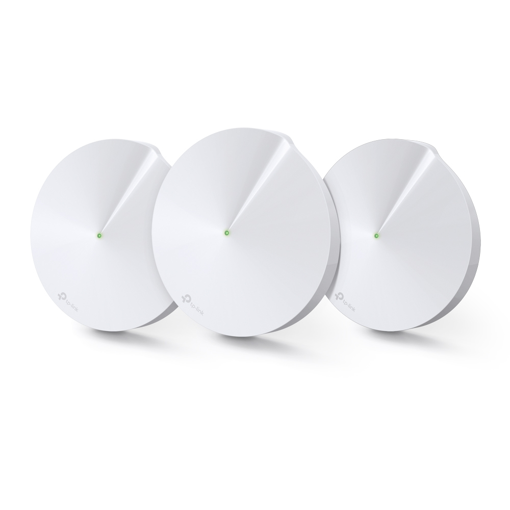 TP-LINK Deco M5(3-pack) Wit Intern Dual-band (2.4 GHz / 5 GHz) Wi-Fi 5 (802.11ac) 2