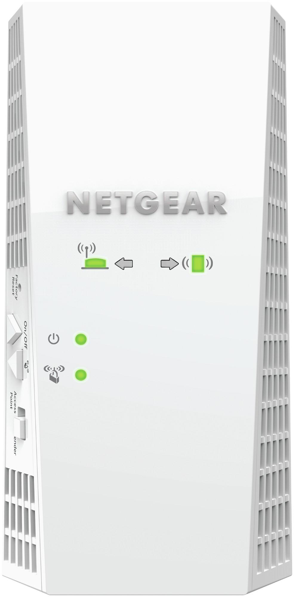 Netgear Nighthawk X4 Repetidor de red 10,100,1000 Mbit/s Blanco