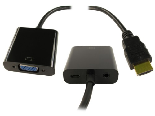 Cables Direct NLHDMI-HSV03 video converter