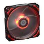 ID-Cooling 120mm High Performance PWM Fan - Red