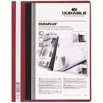 Durable DURAPLUS® Red report cover