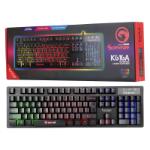 Marvo K616A keyboard USB QWERTY UK English Black