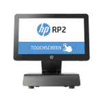 """HP rp RP2 2GHz Intel Celeron J1900 with Intel HD Graphics (2.00 GHz, 2 MB cache, 4 cores) 14"""" Touchscreen Black"""