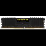 Corsair Vengeance LPX, 16GB, DDR4 memory module 2666 MHz