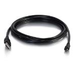 C2G 81711 USB cable 1.8288 m 2.0 USB A Micro-USB B Black