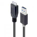 New Alogic 2m USB 3.0 Type A To Type B Micro Cable  Male To Male