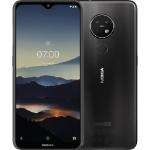 "Nokia 7.2 16 cm (6.3"") 4 GB 64 GB Dual SIM 4G USB Type-C Black Android 9.0 3500 mAh"