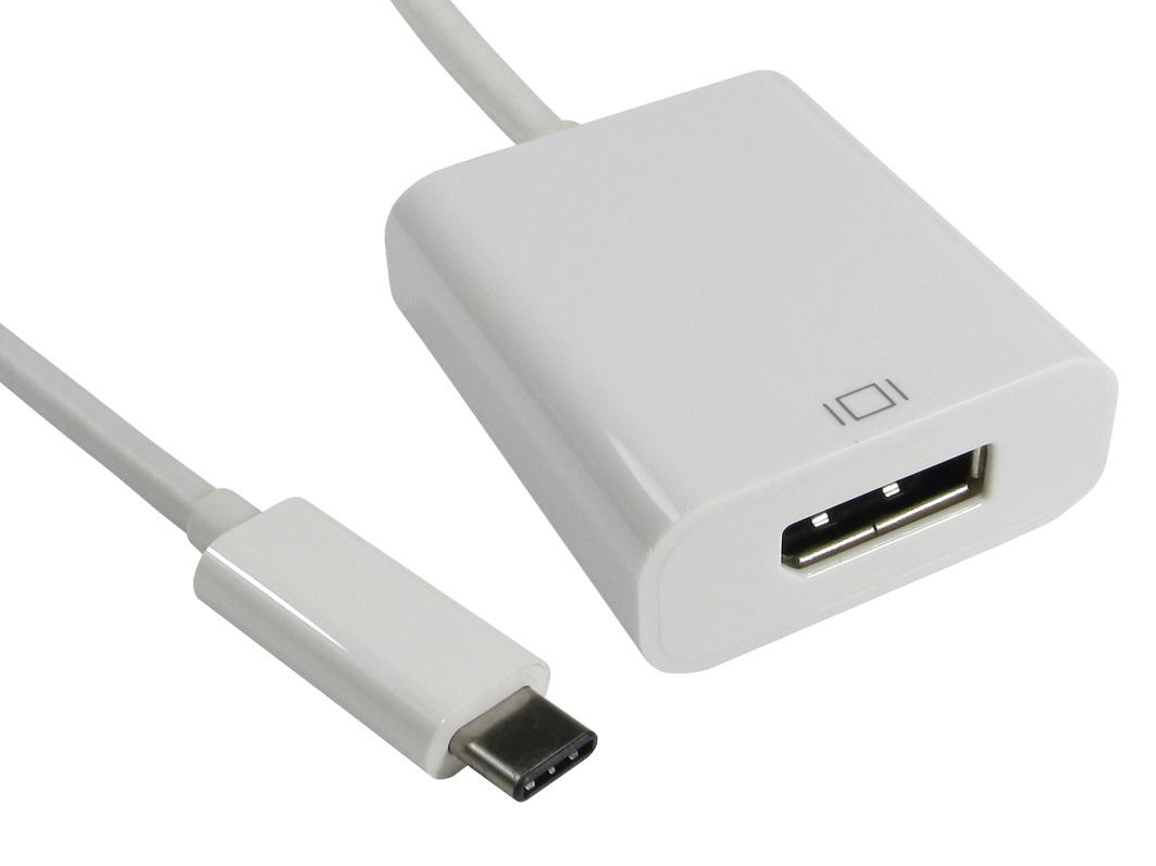 Cables Direct USB3C-DPCAB 3840 x 2160pixels USB graphics adapter