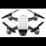 DJI Spark Fly More Combo camera drone Black,White 4 rotors 12 MP 1920 x 1080 pixels 2970 mAh