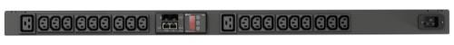 Vertiv Geist rPDU, monitored, 0U, input C20 230V 16A, outputs (18)C13   (2)C19 power distribution unit (PDU) Black 20 AC outlet(s)