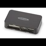 Digitus USB 2.0Kartenlese. 5-port. Unterst�tzt
