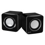 ARCTIC S111 Stereo 4W Cube Black
