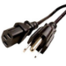 Microconnect PE110418 1.8m Power plug type B IEC320 Black power cable