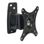 Lindy 40876 flat panel wall mount Black