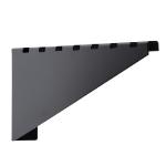 Tripp Lite SRWBWALLBRKTHD Heavy-Duty Wall Bracket for 150–450 mm Wire Mesh Cable Trays