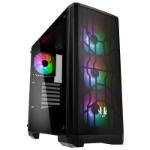 BitFenix Nova Mesh TG 4ARGB Desktop Black