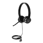 Lenovo 4XD0X88524 headphones/headset Kopfhörer Kopfband Schwarz