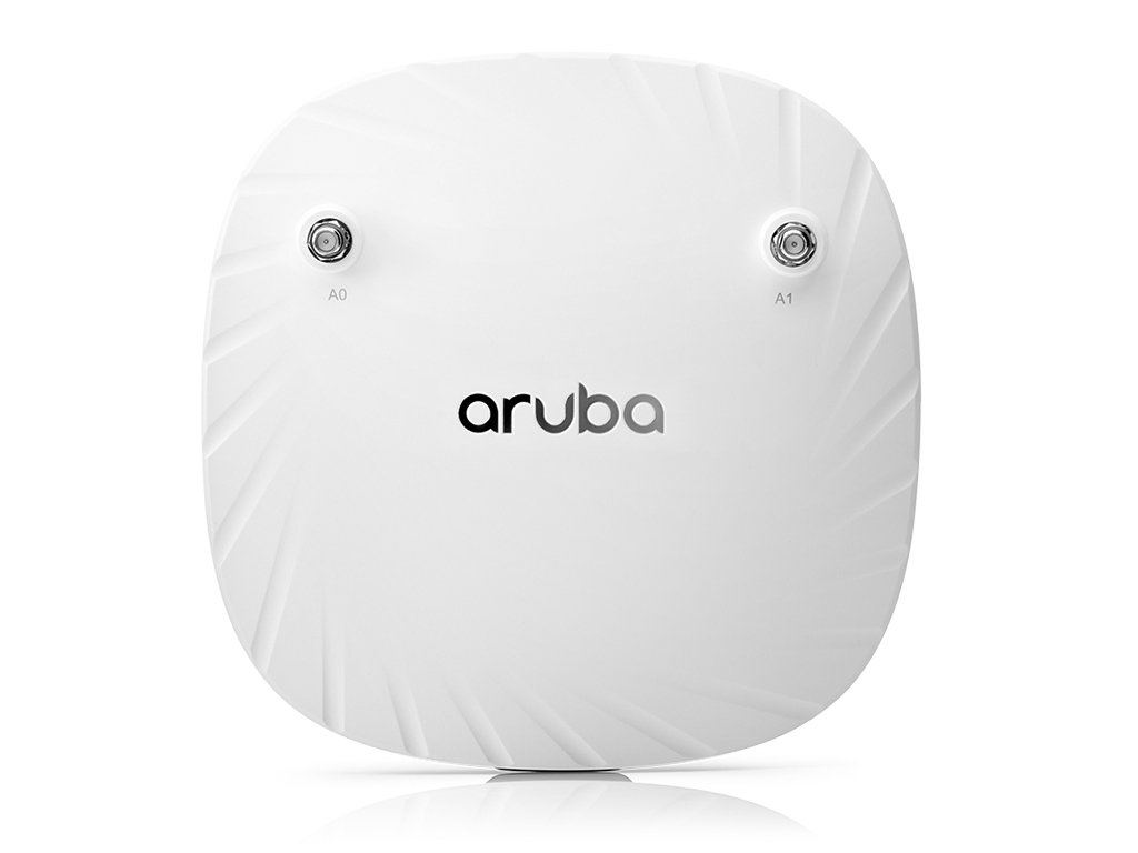 Hewlett Packard Enterprise Aruba AP-504 (RW) WLAN access point 1774 Mbit/s Power over Ethernet (PoE) White