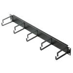 Hewlett Packard Enterprise Rack Cable Management 1U Brush Kit Cable management panel