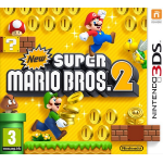 Nintendo New Super Mario Bros. 2, 3DS Basic Nintendo 3DS video game