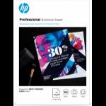 HP 3VK91A Tintendruckerpapier A4 (210x297 mm) Glanz 150 Blätter Weiß