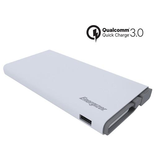 Energizer 10000mAh Power Bank QC 3.0