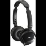 JVC HA-NC120 Supraaural Head-band Black