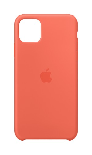"Apple MX022ZM/A mobile phone case 16.5 cm (6.5"") Cover Orange"