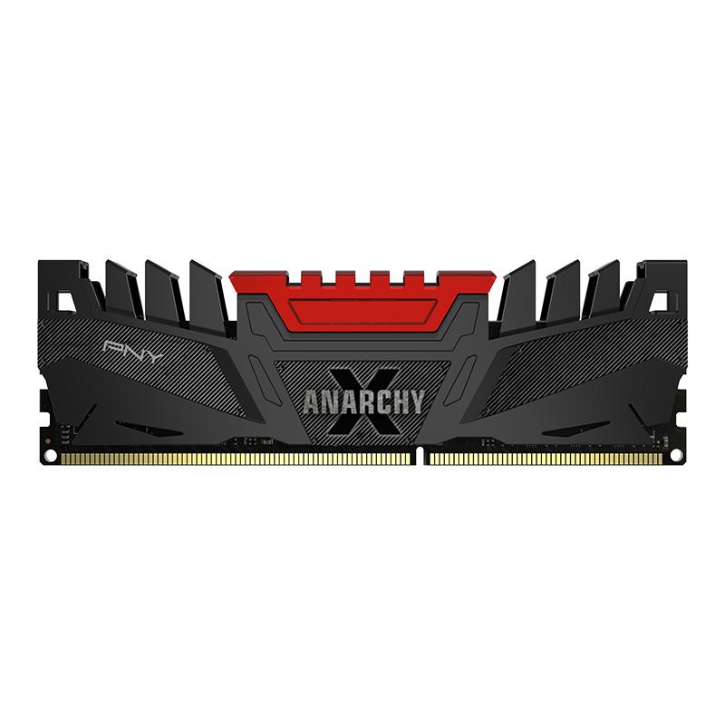 PNY Anarchy X 8GB DDR3 2400MHz 8GB DDR3 2400MHz memory modules