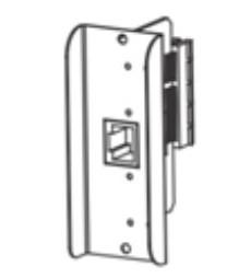 Zebra P1037974-001 print server Internal Ethernet LAN