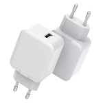 CoreParts MBXUSB-AC0001 mobile device charger White Indoor