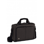 "Wenger/SwissGear Source 16 notebook case 40.6 cm (16"") Messenger case Grey"