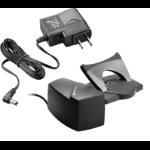 Plantronics HL10 Indoor Black power adapter/inverter