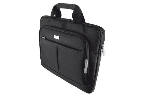 """Trust Sydney maletines para portátil 35,6 cm (14"""") Maletín Negro"""