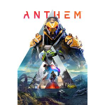 Microsoft Anthem video game Basic Xbox One