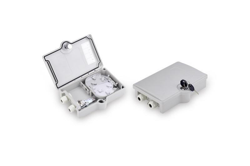 Digitus DN-968912 fibre optic adapter LC/SC Grey 1 pc(s)