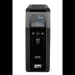 APC BR1600SI uninterruptible power supply (UPS) Line-Interactive 1600 VA 960 W 8 AC outlet(s)