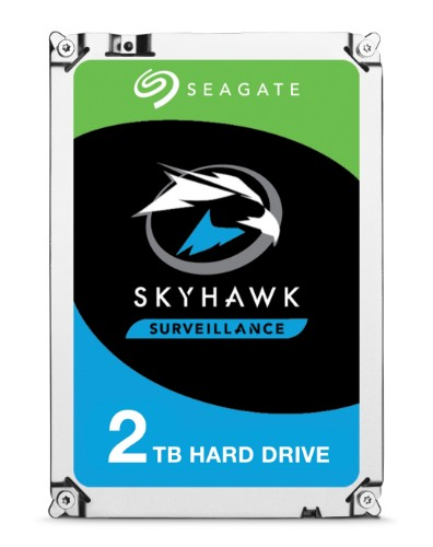 Seagate SkyHawk ST2000VX008 internal hard drive 3.5