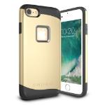 "TheSnugg B01KA2KEEE 4.7"" Mobile phone cover Black,Gold mobile phone case"