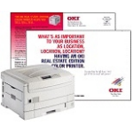 OKI Card Stock C3000 printing paper