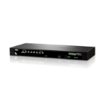 Aten CS1308 Rack mounting Black KVM switch